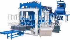 Clay brick machine production field